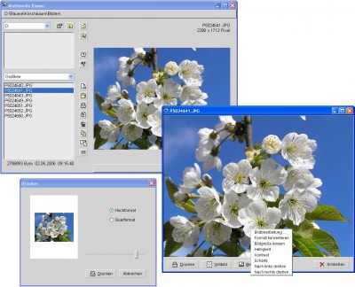 Multimedia Viewer 1.3.5 screenshot