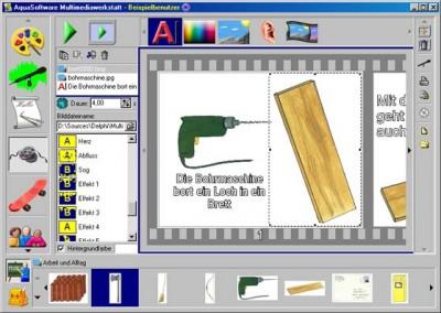 Multimediawerkstatt 2.4 screenshot