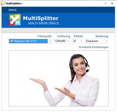 MultiSplitter 1.6.5 screenshot