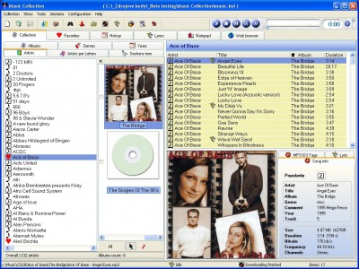 Music Collection 2.04.630 screenshot