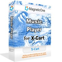 Music Player for X-Cart 2.3.2 screenshot