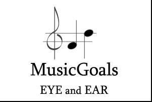 MusicGoals Eye and Ear 2.2 screenshot