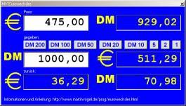 MV Eurowechsler 1.0a screenshot