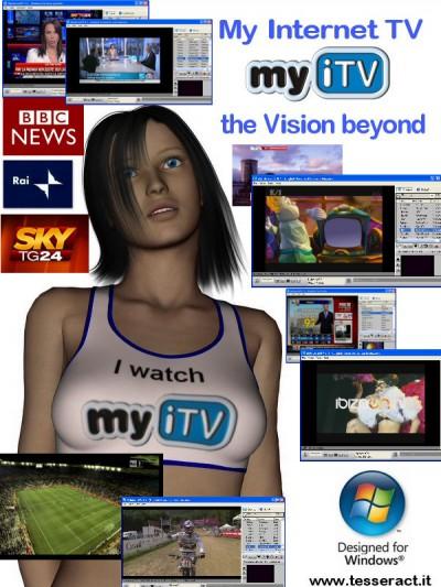 My Internet TV 10.1 screenshot
