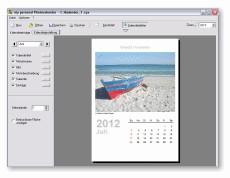 My personal Photocalendar 1.4.3 screenshot