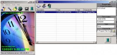 My Time Wizard 1.0 screenshot