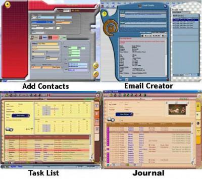 MyLife EZ Outlook 6.6 screenshot