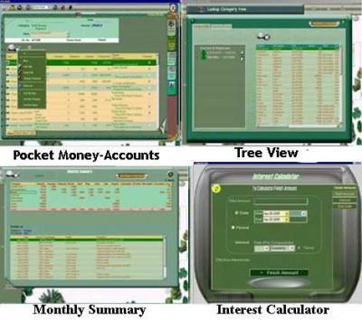 MyLife Pocket Money - Personal Accounts 6.6 screenshot