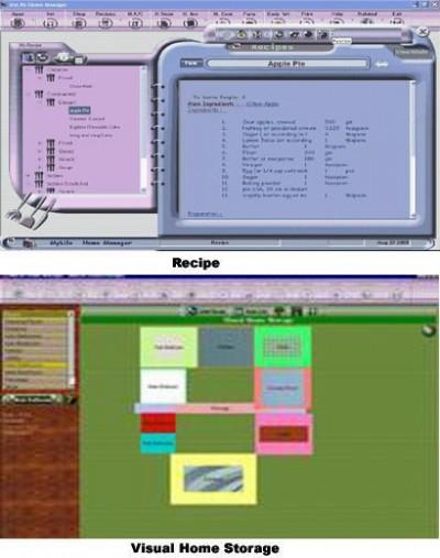 MyLife Recipes & Home Organizer 6.1 screenshot