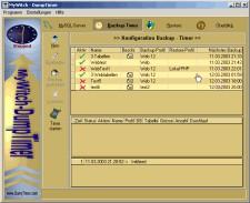 MySQL Dump Timer 1.6.8 screenshot