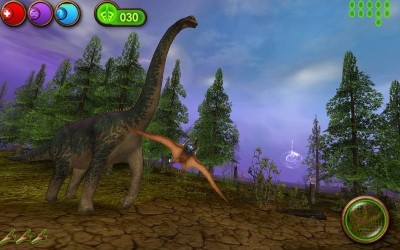 Nanosaur 2 1.05 screenshot