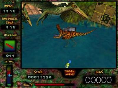 Nanosaur Extreme 2.03 screenshot