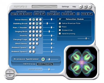 Natura Sound Therapy 3.0 screenshot