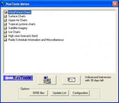 NavTools Meteo 6.12 screenshot
