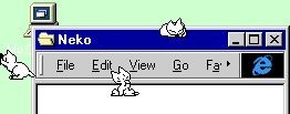 Neko 1.5.2 screenshot
