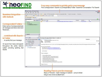 NEO Find 1.0 screenshot