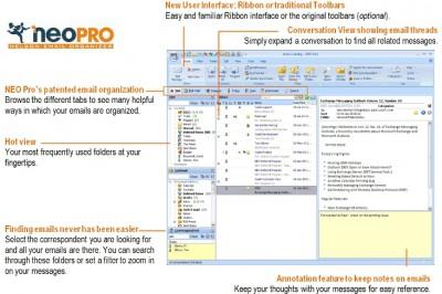 NEO Pro 5.04 screenshot