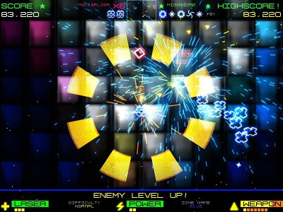 Neon Wars 1.01 screenshot