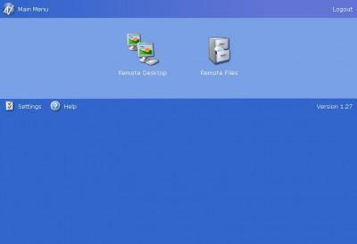 Neovilla Personal Portal 1.27 screenshot