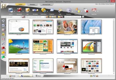 Net Control 2 10.22 screenshot
