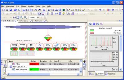 Net-Probe 3.0.1 screenshot