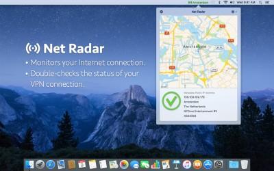 Net Radar 1.0 screenshot