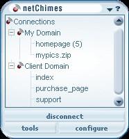 netChimes 1.0 screenshot