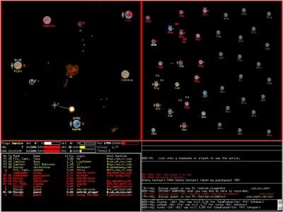 Netrek XP 2006 1.3 screenshot