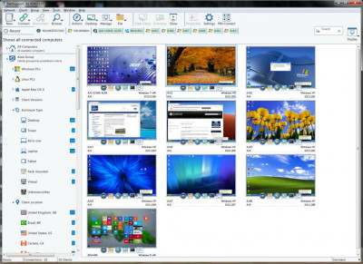 NetSupport Manager 12.5 screenshot