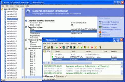 Network Administrator's Toolkit 7.7 screenshot