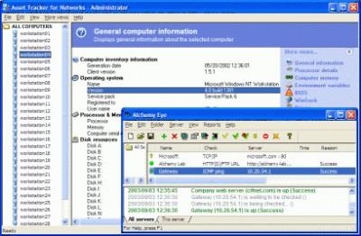 Network Administrator's Toolkit 11.5.5 screenshot