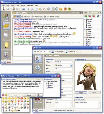 Network Assistant 4.5 screenshot
