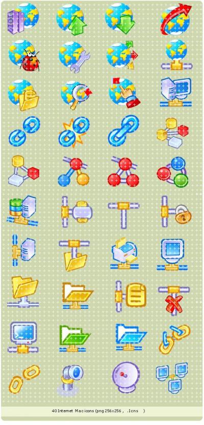 Network Mac icons 1.0 screenshot