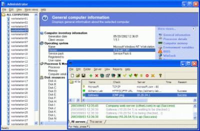 Network Management Suite 9.4.6 screenshot