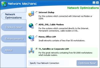 Network Mechanic 3.1.4 screenshot