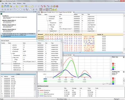 Network Monitor 6.43.00.44 screenshot