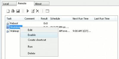 Network Shutdown Tool 2.7 screenshot