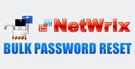 Netwrix Bulk Password Reset 2.137.28 screenshot
