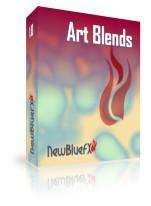 NewBlue Art Blends 1.0 screenshot