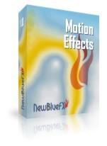 NewBlue Motion Effects 1.0 screenshot