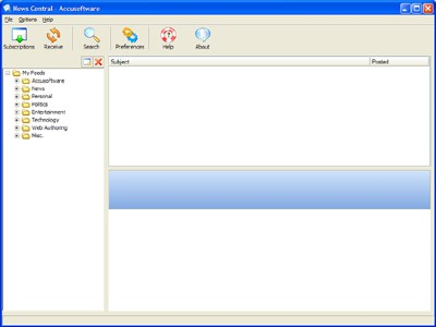 News Central Lite 1.0.17976 screenshot