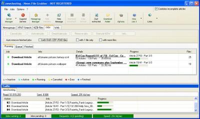 News File Grabber 4.6.0.4 screenshot