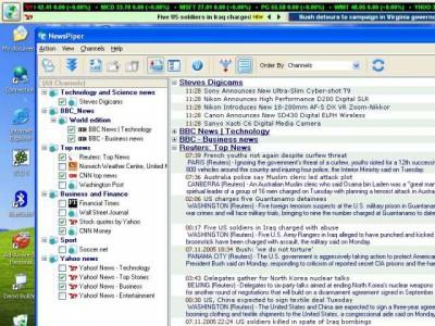 NewsPiper 3.8.5 screenshot