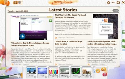 newsXpresso 1.0.1.0057 screenshot