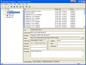 NewzAlert Composer 1.75.1 screenshot
