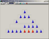 Nim Logic Game 11.08 screenshot