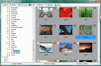 NineOn Inc. Bulk Image Processor 1.1 screenshot