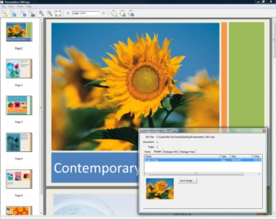 NiXPS (Windows) v1.5.1 screenshot