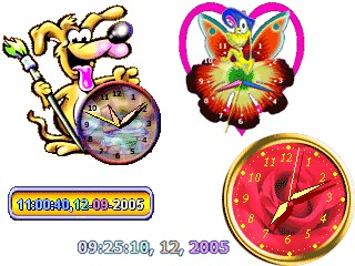 NM Clock Reminder 2.60 screenshot