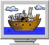 Noah's Ark Screen Saver 3.0 screenshot